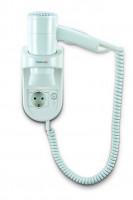 Valera Premium Smart 1600 Socket Haartrockner mit Wandhalterung und Schuko-Steckdose